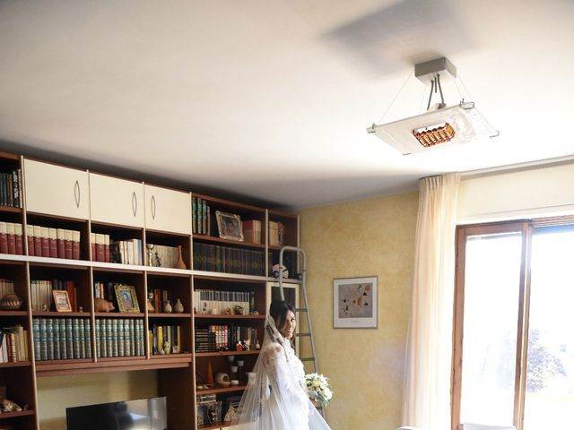 Il matrimonio di Domenico  e Benedetta  a Montemurlo, Prato 15