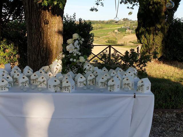 Il matrimonio di Domenico  e Benedetta  a Montemurlo, Prato 24