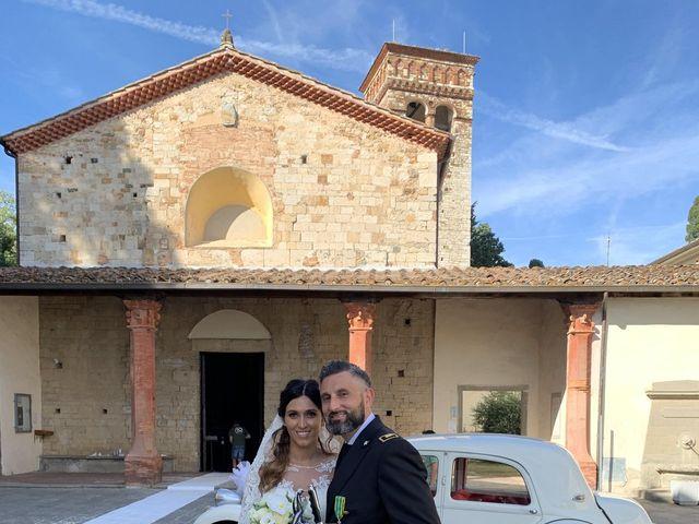 Il matrimonio di Domenico  e Benedetta  a Montemurlo, Prato 31