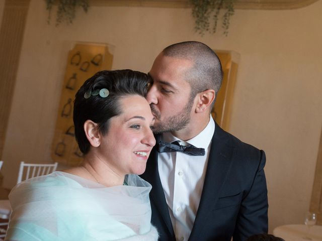Le nozze di Dyana e Alberto