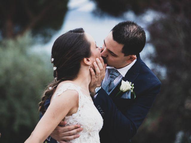 Il matrimonio di Davide e Viviana a Anguillara Sabazia, Roma 2