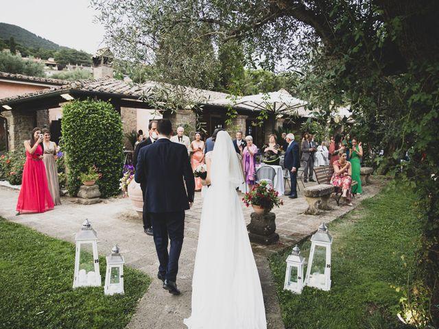 Il matrimonio di Davide e Viviana a Anguillara Sabazia, Roma 4