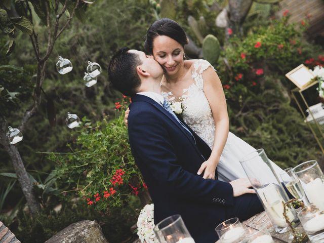 Il matrimonio di Davide e Viviana a Anguillara Sabazia, Roma 5