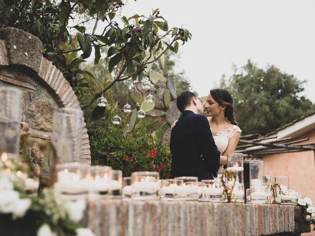 Il matrimonio di Davide e Viviana a Anguillara Sabazia, Roma 7