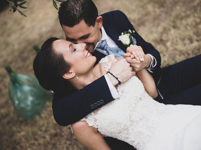 Il matrimonio di Davide e Viviana a Anguillara Sabazia, Roma 9
