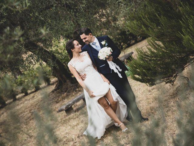 Il matrimonio di Davide e Viviana a Anguillara Sabazia, Roma 10
