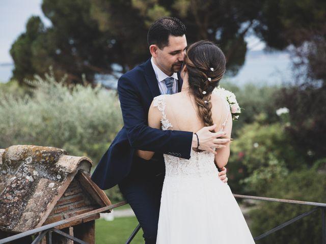 Il matrimonio di Davide e Viviana a Anguillara Sabazia, Roma 12