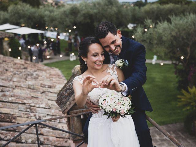 Il matrimonio di Davide e Viviana a Anguillara Sabazia, Roma 14