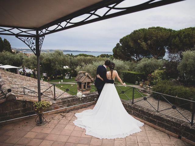 Il matrimonio di Davide e Viviana a Anguillara Sabazia, Roma 15