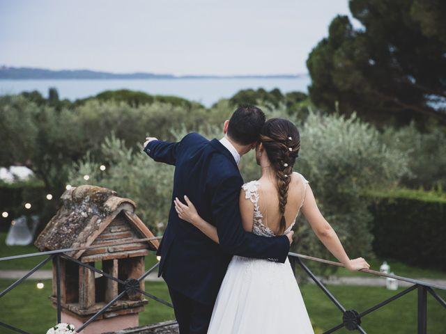 Il matrimonio di Davide e Viviana a Anguillara Sabazia, Roma 16