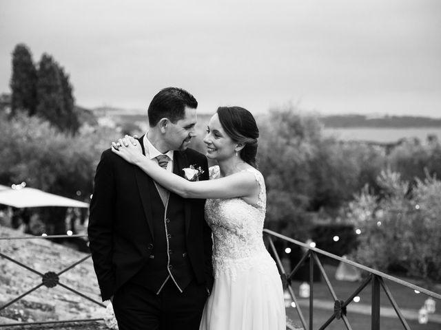 Il matrimonio di Davide e Viviana a Anguillara Sabazia, Roma 17