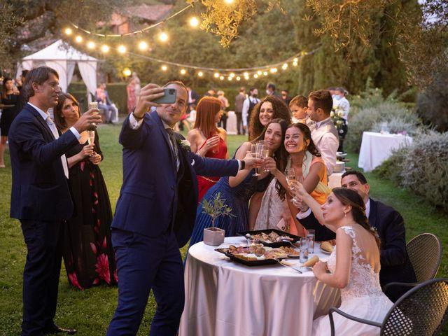 Il matrimonio di Davide e Viviana a Anguillara Sabazia, Roma 21