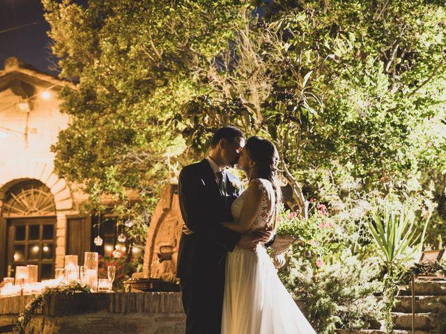 Il matrimonio di Davide e Viviana a Anguillara Sabazia, Roma 22