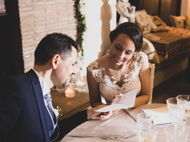 Il matrimonio di Davide e Viviana a Anguillara Sabazia, Roma 27