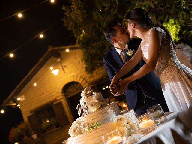 Il matrimonio di Davide e Viviana a Anguillara Sabazia, Roma 29
