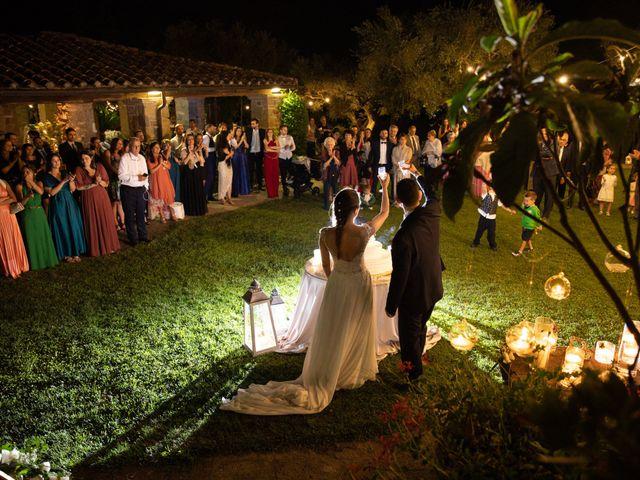 Il matrimonio di Davide e Viviana a Anguillara Sabazia, Roma 32