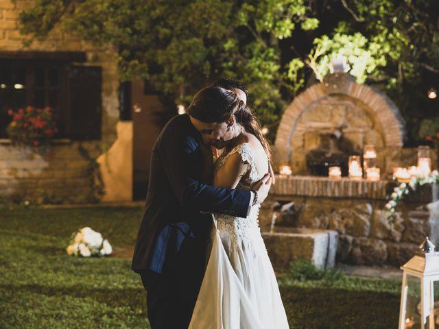 Il matrimonio di Davide e Viviana a Anguillara Sabazia, Roma 33
