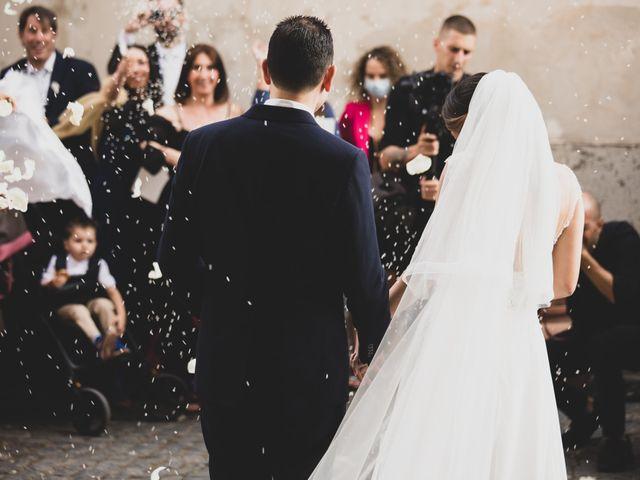 Il matrimonio di Davide e Viviana a Anguillara Sabazia, Roma 38