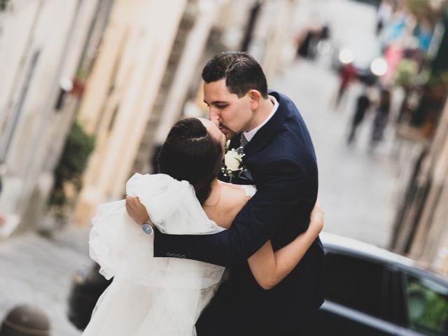 Il matrimonio di Davide e Viviana a Anguillara Sabazia, Roma 39