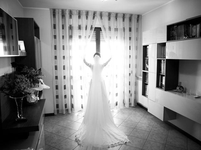 Il matrimonio di Davide e Viviana a Anguillara Sabazia, Roma 45