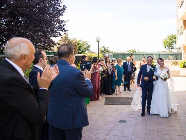 Il matrimonio di Davide e Viviana a Anguillara Sabazia, Roma 46