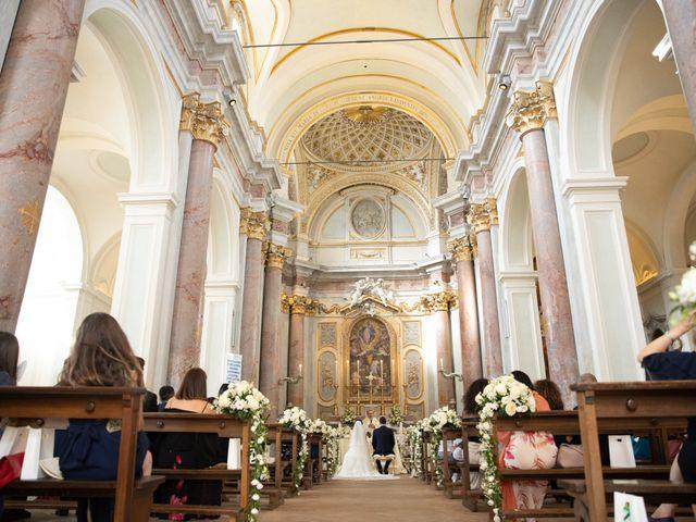 Il matrimonio di Davide e Viviana a Anguillara Sabazia, Roma 52