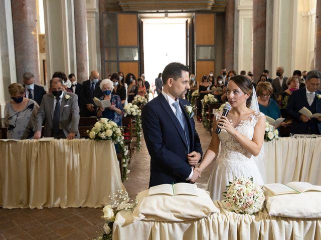 Il matrimonio di Davide e Viviana a Anguillara Sabazia, Roma 53