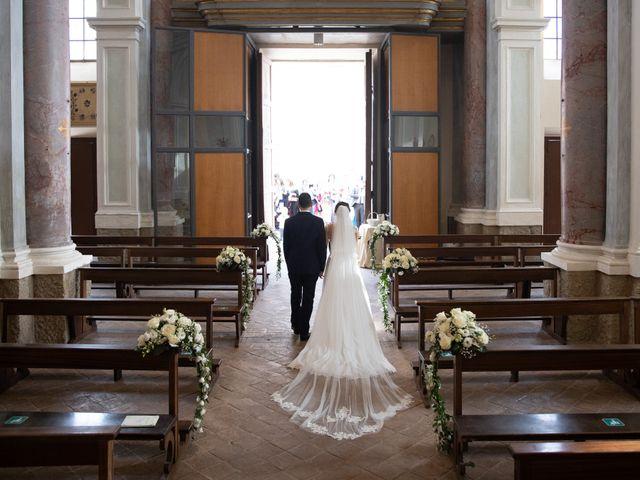 Il matrimonio di Davide e Viviana a Anguillara Sabazia, Roma 58