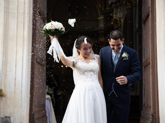 Il matrimonio di Davide e Viviana a Anguillara Sabazia, Roma 60