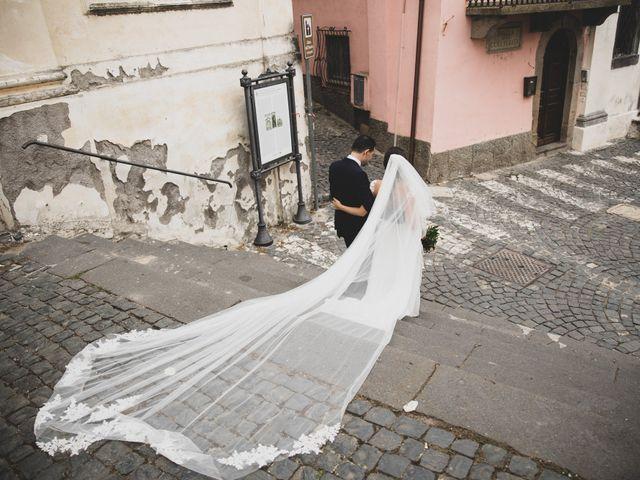 Il matrimonio di Davide e Viviana a Anguillara Sabazia, Roma 65