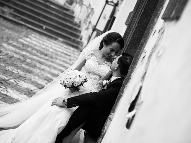 Il matrimonio di Davide e Viviana a Anguillara Sabazia, Roma 66