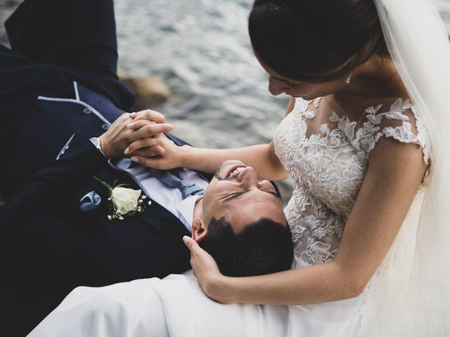 Il matrimonio di Davide e Viviana a Anguillara Sabazia, Roma 71