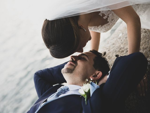 Il matrimonio di Davide e Viviana a Anguillara Sabazia, Roma 72