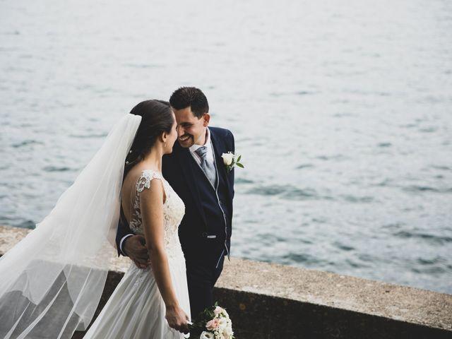 Il matrimonio di Davide e Viviana a Anguillara Sabazia, Roma 75
