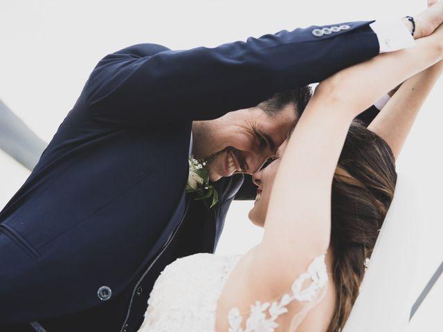 Il matrimonio di Davide e Viviana a Anguillara Sabazia, Roma 76