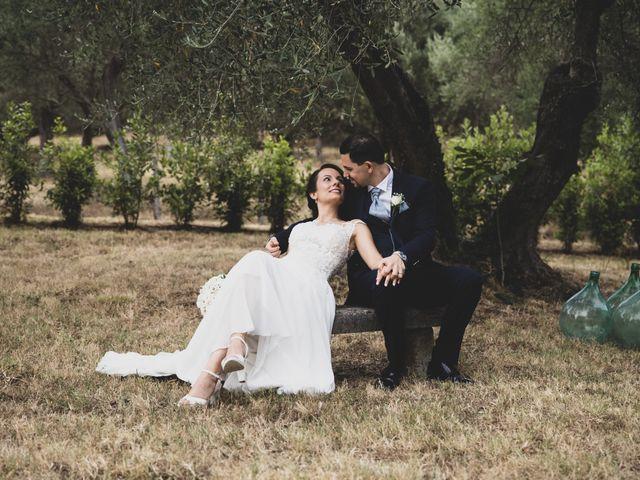 Il matrimonio di Davide e Viviana a Anguillara Sabazia, Roma 81