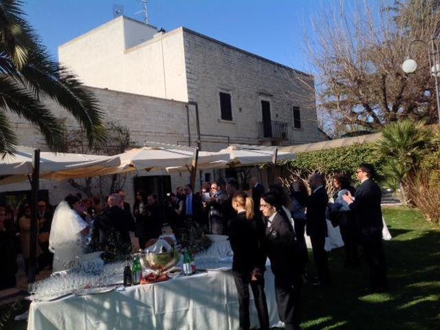 Il matrimonio di Maddalena e Spiridione a Bari, Bari 4