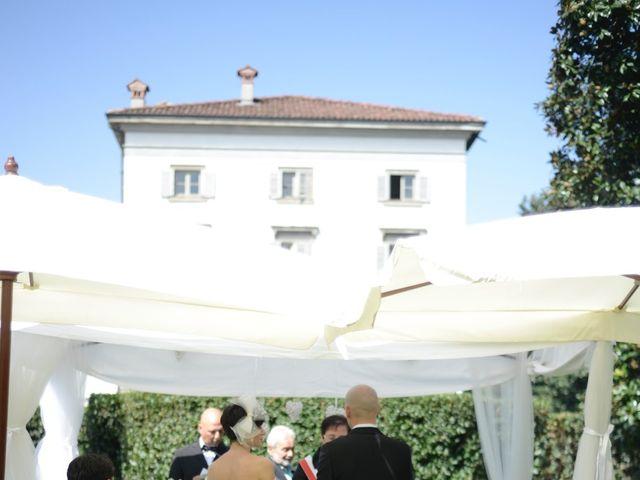 Il matrimonio di Silvia e Simone a Stezzano, Bergamo 9