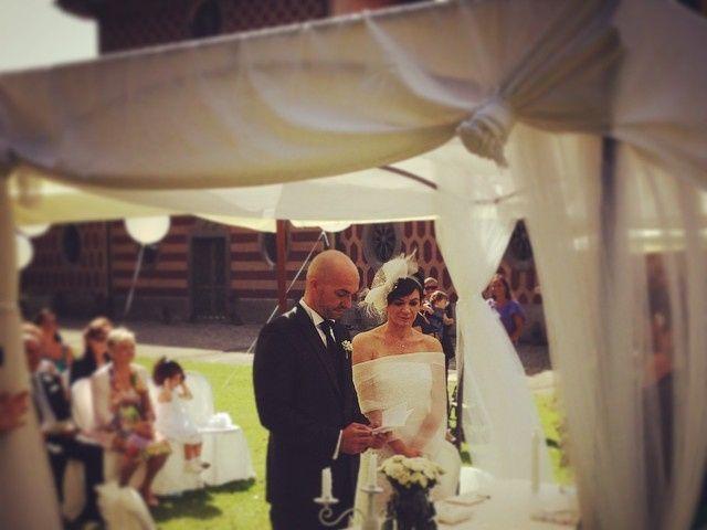 Il matrimonio di Silvia e Simone a Stezzano, Bergamo 23