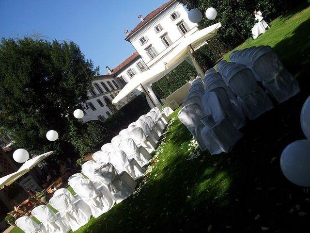 Il matrimonio di Silvia e Simone a Stezzano, Bergamo 24