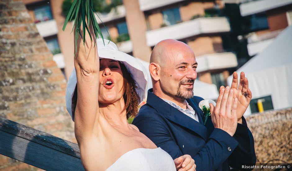 Il matrimonio di Luca e Enrica a Cervia, Ravenna