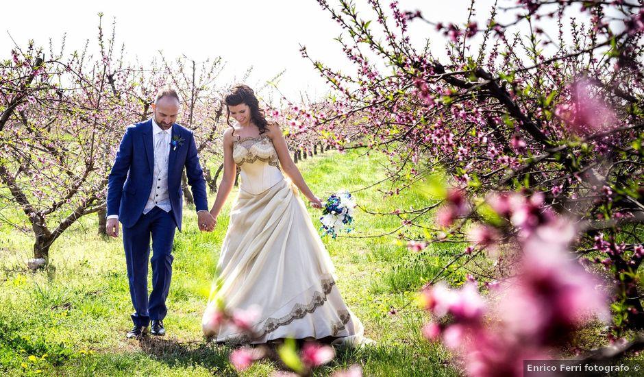 Il matrimonio di Davide e Samanta a Porto Mantovano, Mantova