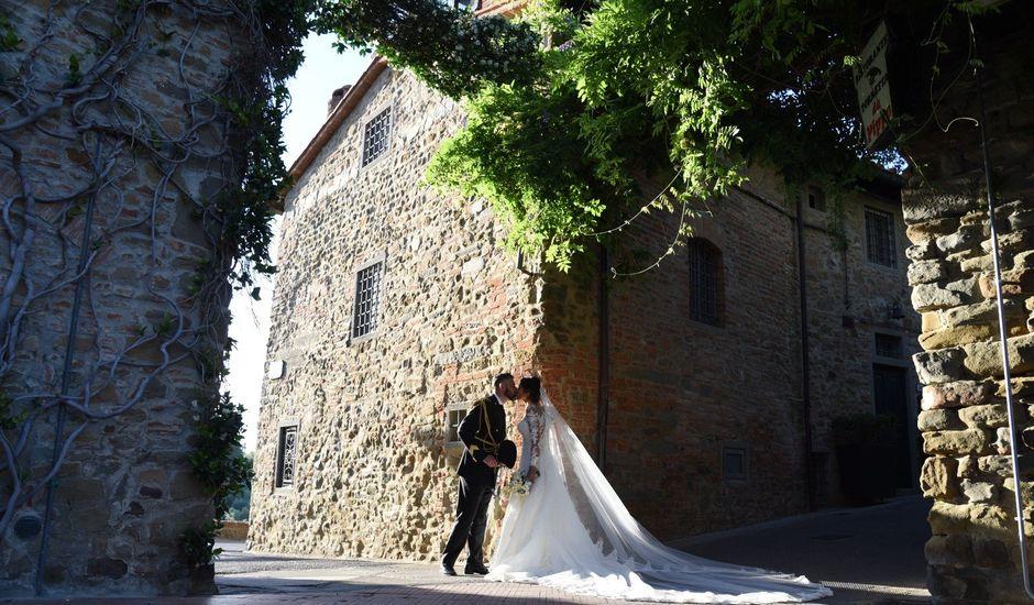Il matrimonio di Domenico  e Benedetta  a Montemurlo, Prato