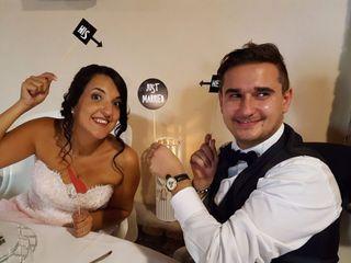 Le nozze di Jessica e Gianpietro