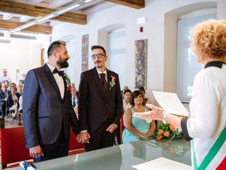 Le nozze di Leonardo e Rudy 3