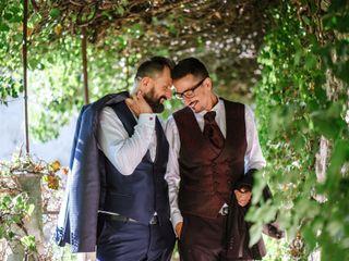 Le nozze di Leonardo e Rudy