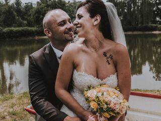 Le nozze di Anna e Cristiano