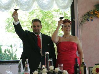 Le nozze di Rudy e Tecla