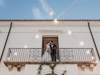 Le nozze di Serena e Fabio
