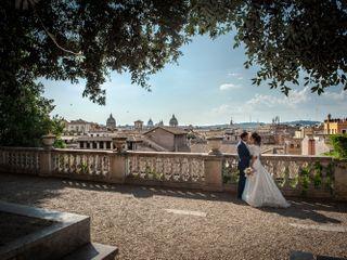 Le nozze di Massimo e Chiara 1